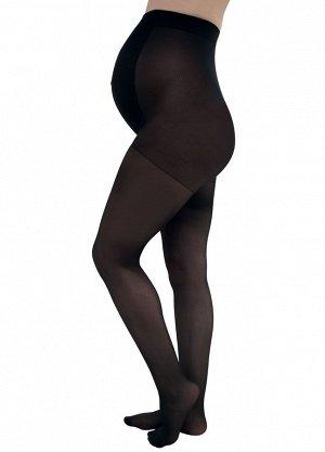 Колготки для беременных с мультифиброй 40 den; цвет: черный