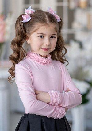 Влада джемпер трикотажный розовый