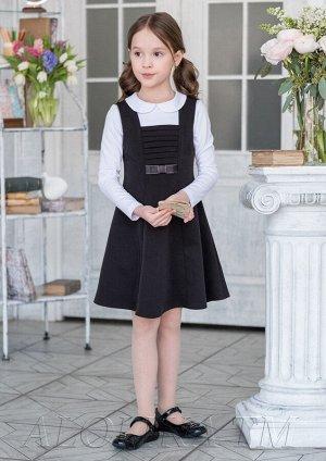Аннэт сарафан школьный черный