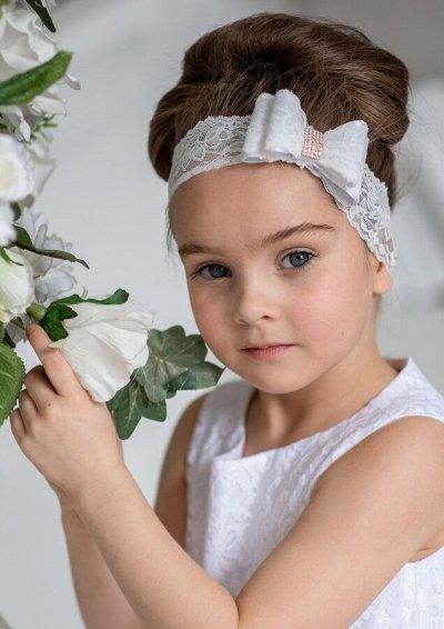 Alolika. Праздничные платья, школьная одежда — Повязки на голову — Платья и сарафаны