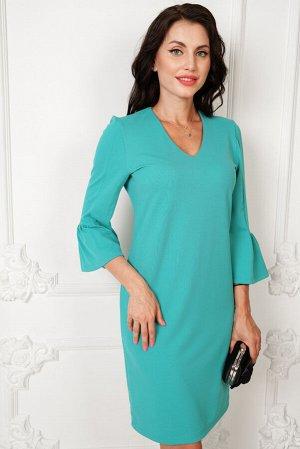 Платье Марбелья (бирюза) П970-11