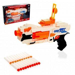 Бластер War soul gun, стреляет мягкими пулями, работает от батареек