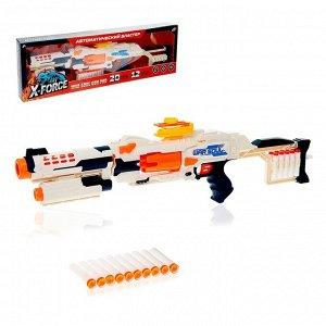 Бластер War soul gun pro, стреляет мягкими пулями, работает от батареек