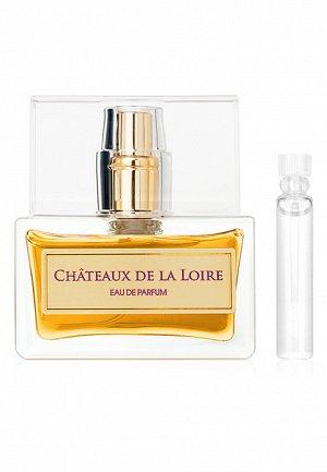 TESTER Eau de Parfum CHATEAUX DE LA LOIRE pour femme