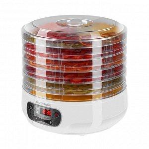 Сушилка для овощей и фруктов REDMOND RFD-0158, Белый