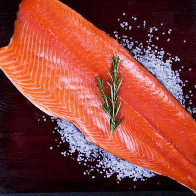 Океан вкуса! Икра! Рыбные стейки! Фарш нерки!  — Супер новинка! Малосольная рыбка в вакууме! — Соленые и копченые