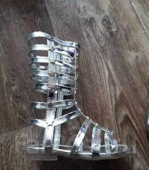 римские сандалии для модницы 16 см