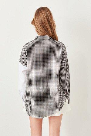 Pубашка %50 Pamuk %50 Polyester
