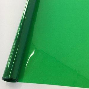 Пленка Яблочно-зеленая 0,72х7,5м 200гр