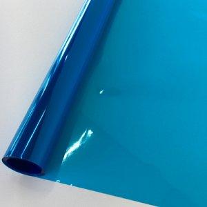 Пленка Небесно-голубая 0,72х7,5м 200гр