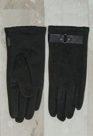 Перчатки мужские сенсор (пряжка)