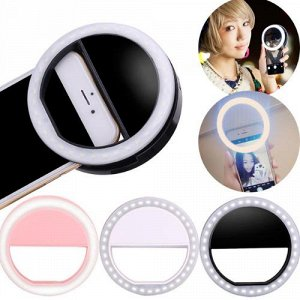 Светодиодное селфи кольцо Selfie ring light  RK-12