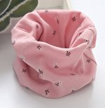 Снуд розовый