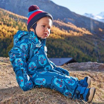 Одежда для малышей — Мембрана Color Kids демисезон и зима — Верхняя одежда