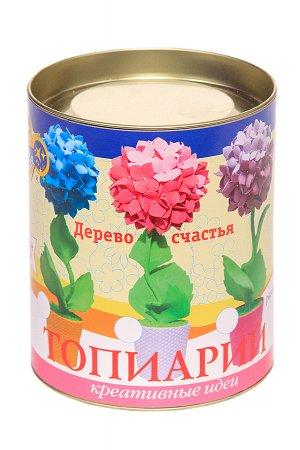 "Набор для творчества топиарий  ""Гортензия"" розовая"
