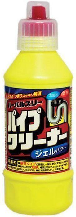 """050084 """"Mitsuei"""" Очиститель для труб 0.4л 1/24"""