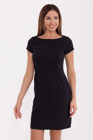#79226 Платье (Неженка) Черный