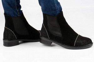 Ботинки Тип: ботинки и ботильоны  Подошва: ТЭП Сезон: демисезон Вид застежки: без фурнитцры Верх: натуральный велюр Подклад: байка