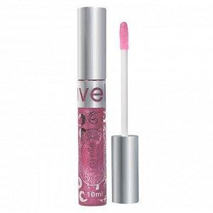.Лавель блеск  для губ LIP GLOSS SILVER  NEW  39 темно розовы