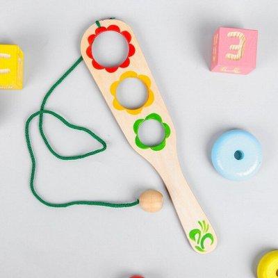 Деревянные игрушки - подарок природы детям!  — Кольцебросы, городки, лапта — Деревянные игрушки