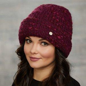 Шапка Шапка по голове. Отворот: шапка с отворотом. Состав: 45% шерсть 10% альпака 1% ПАМ 3% ПЭ 41% фибер ПА. Подклад: двойной. Толщина: шапка толстая