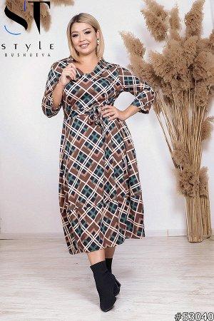 Платье 53040