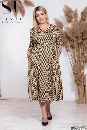 Платье 53037