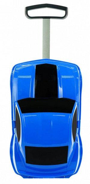 Чемодан детский Автомобиль