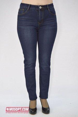 утепленные джинсы на 46 р.