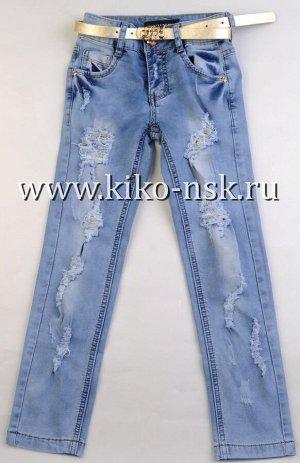 32364 Джинсы для девочки YUKE