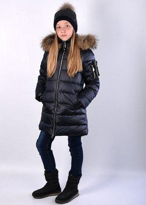 19179-S Пальто для девочки Anernuo