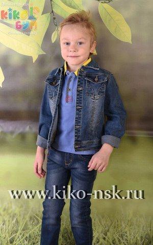 PP-030 Куртка джинсовая для мальчика