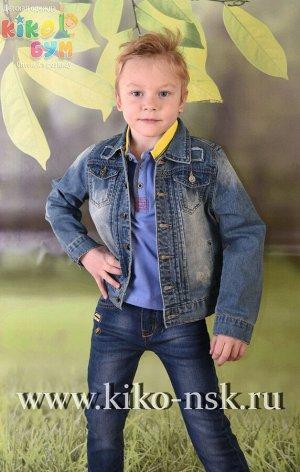 MP-39 Куртка джинсовая для мальчика