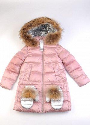 19178-S Пальто для девочки Anernuo
