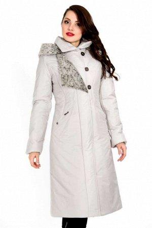 Продам тёплое пальто р.50-52  Dim*ma Fah*sion (светлое на фото)