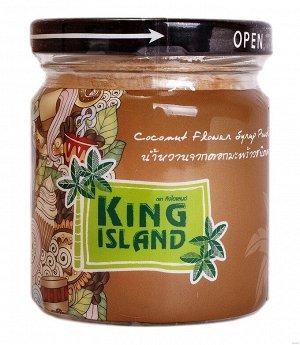 Кокосовый сахар  KING ISLAND  100 г