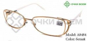 Корректирующие очки FARSI Без покрытия A8484 Белый