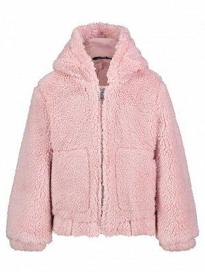Кофта Pale Pink Borg Fleece Hoodie
