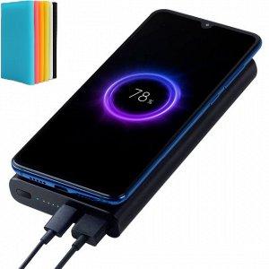 Цветной чехол для Xiaomi Mi Wireless Charger 10000 mAh