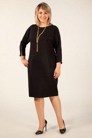 Платье Глория черный