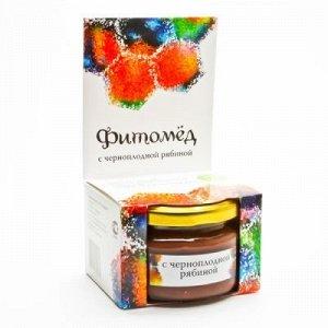 Фитомёд с рябиной черноплодной 230 гр