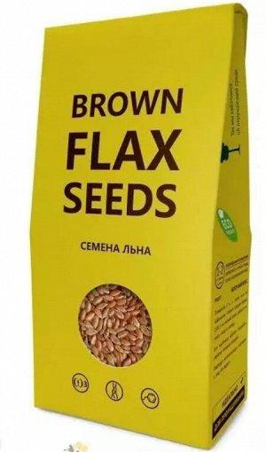 Семена льна коричневого 150 гр