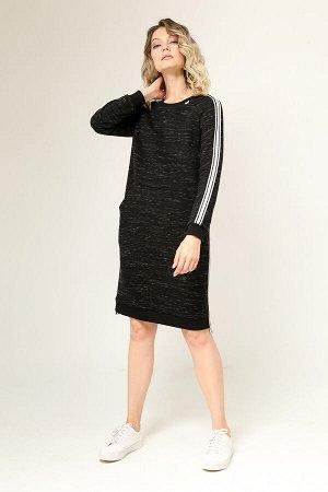 Платье из футера, Платье 91115-4025
