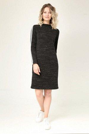 Платье из футера, Платье 91116-4025