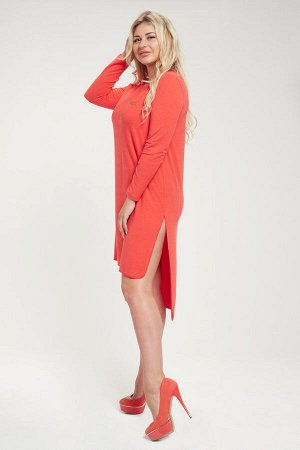 Платье П 526 (красный)