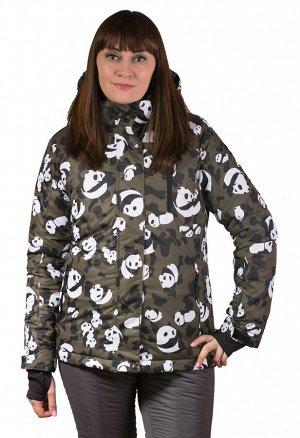 Горнолыжная куртка Панда-2