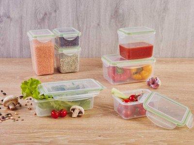 TV-Хиты! 📺 🥞 Все нужное на кухню и в дом!🍩🍕  — Контейнера пластиковые  — Кухня
