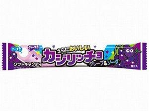 Жевательная конфета coris со вкусом виноградной газировки, япония, 15г