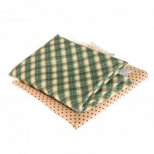 Ёлки на подставке «Уютные радости», набор для шитья, 10,5 ? 16 ? 5 см