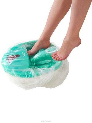 Пакет для педикюрных ванн полиэтилен 50*50+20 см 100шт/уп